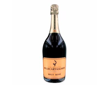 BILLECART-SALMON BRUT ROSÉ