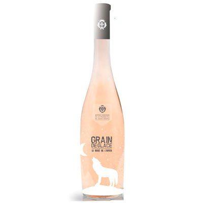 Grain De Glace Le Rosé De L'hiver – Maitres Vignerons De La Presqu'ile De Saint Tropez