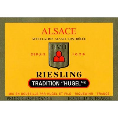 Riesling Hugel Tradition 2009