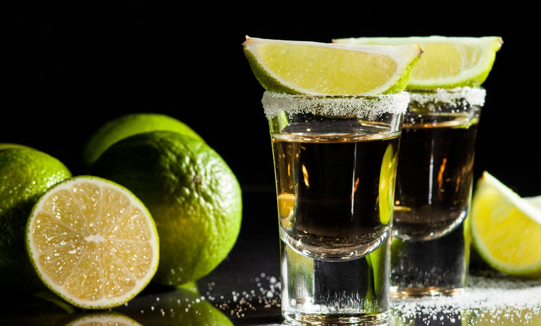 Tequila a la Borda del Rector