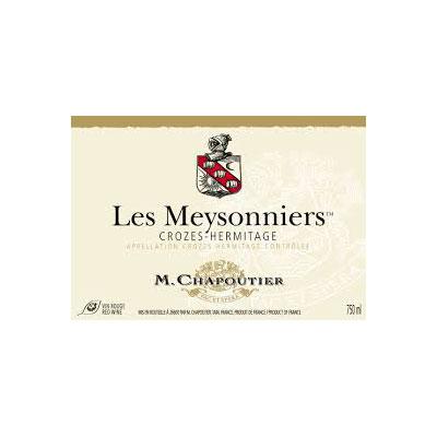 CROZES-HERMITAGE LES MEYSONNIERS 2012 M. CHAPOUTIER
